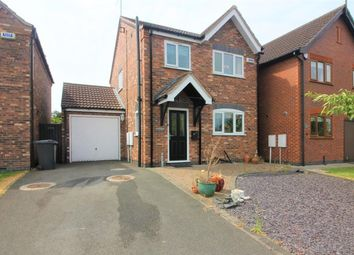 Thumbnail 3 bed detached house for sale in Radford Meadow, Castle Donington