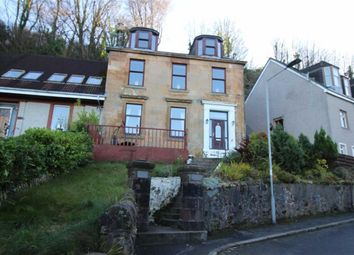 Thumbnail 2 bed flat for sale in Hillside Road, Gourock, Renfrewshire