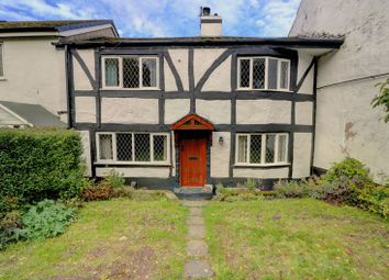 Thumbnail 3 bed cottage for sale in Old Hall Mill Lane, Atherton, Manchester