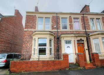 Thumbnail 5 bed end terrace house for sale in Prince Consort Road, Gateshead