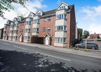 Thumbnail 2 bed flat for sale in Queens Road, Nuneaton