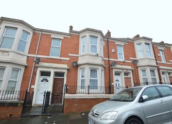 Thumbnail 3 bed flat for sale in Ellesmere Road, Benwell, Newcastle Upon Tyne