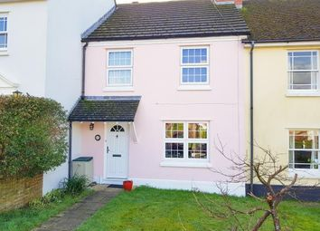 Thumbnail 3 bed terraced house for sale in Poplar Way, Midhurst, West Sussex