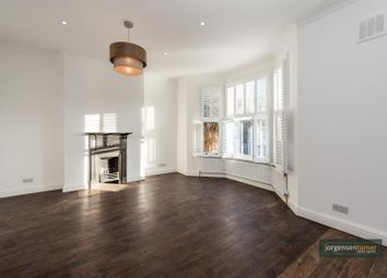 Thumbnail 3 bed flat to rent in Harvist Road, London