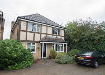Thumbnail 4 bedroom detached house for sale in Ware Road, Hailey, Hertford