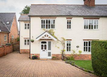 Thumbnail 4 bed semi-detached house for sale in Gatehouse Lane, Oakham, Rutland LE158Nn