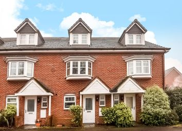 Thumbnail 3 bedroom town house for sale in Rossby, Shinfield, Reading