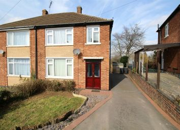 Thumbnail 3 bed property for sale in Deane Road, Hillmorton, Rugby