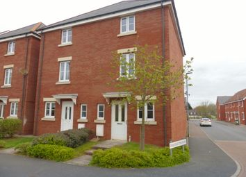 Thumbnail 4 bed semi-detached house for sale in Staddlestone Circle, Hereford