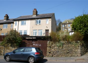Thumbnail 2 bed end terrace house for sale in Sunnymount, Braithwaite, Keighley, West Yorkshire