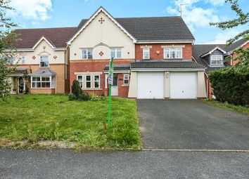 Thumbnail 7 bed detached house to rent in Sandown Drive, Catshill, Bromsgrove