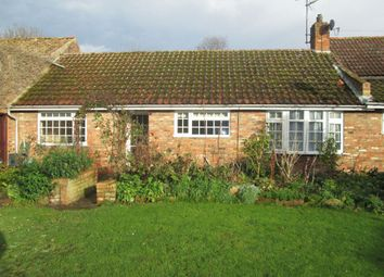 Thumbnail 1 bed bungalow to rent in Town Street, Upwell, Wisbech