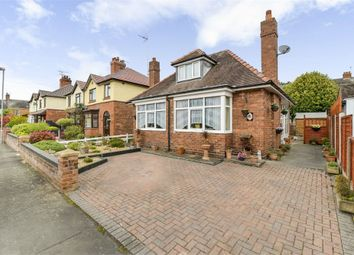 Thumbnail 3 bed detached bungalow for sale in Hillfield Gardens, Nantwich, Cheshire