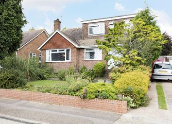 Thumbnail 4 bed detached house for sale in Heyshott Close, North Lancing, West Sussex
