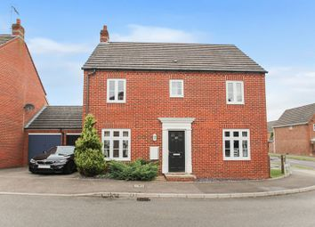Thumbnail 4 bed detached house for sale in Lucas Close, Maidenbower, Crawley
