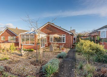 Thumbnail 3 bed detached bungalow for sale in Manderville Road, Bury St. Edmunds