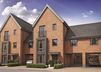 Thumbnail 4 bed town house for sale in Whitmore Drive Off Via Urbis Romanae, Colchester
