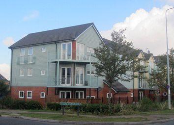 Thumbnail 2 bed flat to rent in Hedda Drive, Hampton Hargate, Peterborough