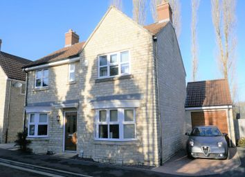 Thumbnail 4 bed detached house for sale in Bearberry Meadow, Midsomer Norton, Radstock