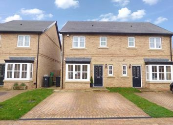 Thumbnail 3 bed semi-detached house for sale in Mallside Close, Lancaster
