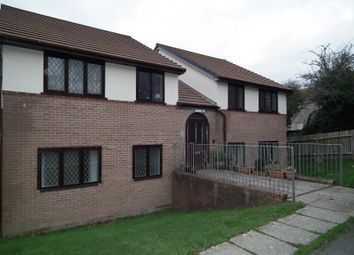 Thumbnail 2 bed flat for sale in St Martins Close, East Looe, Cornwall