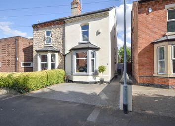 Thumbnail 3 bed semi-detached house for sale in Victoria Road, West Bridgford, Nottingham