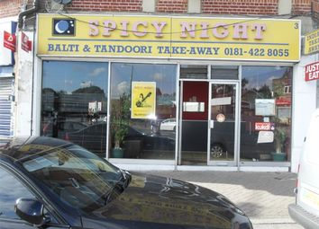 Thumbnail Commercial property to let in Spicy Night Indian Takeaway, Alexandra Parade, South Harrow, Middlesex
