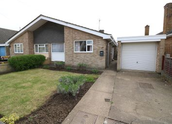 Thumbnail 3 bedroom semi-detached bungalow for sale in Woodland Road, Rushden