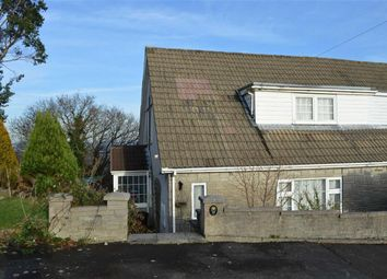 Thumbnail 3 bed semi-detached house for sale in Meadow View, Dunvant, Swansea