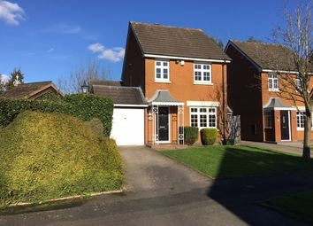 Thumbnail 3 bed detached house to rent in Westgrove Avenue Monkspath West Midlands, Solihull B90, Solihull,