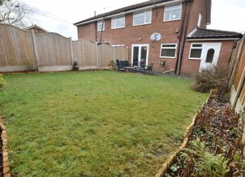 Thumbnail 3 bed semi-detached house for sale in Whitehouse Close, Heywood