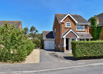 Thumbnail 3 bed detached house for sale in Vitre Gardens, Lymington