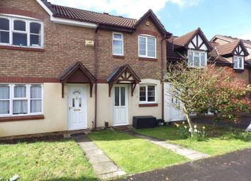 Thumbnail 2 bed terraced house for sale in Burden Close, Bradley Stoke, Bristol