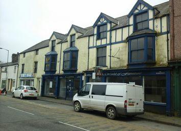 Thumbnail Retail premises for sale in 24 - 30 Denbigh Street, Llanrwst