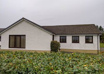 Thumbnail 4 bed detached bungalow for sale in 2 Herebost, Dunvegan