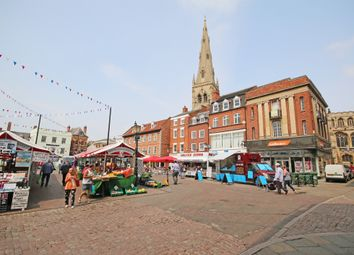 Thumbnail 2 bed flat for sale in Market Place, Newark