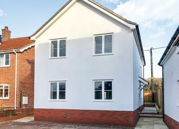 Thumbnail 3 bed detached house for sale in School Hill, Nacton, Ipswich