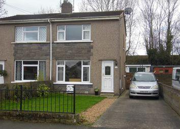 Thumbnail 2 bed semi-detached house for sale in Redlands Close, Pencoed, Bridgend
