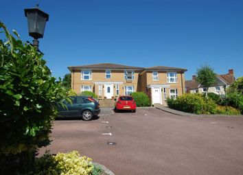 Thumbnail 2 bed flat for sale in Tithe Barn Crescent, Swindon
