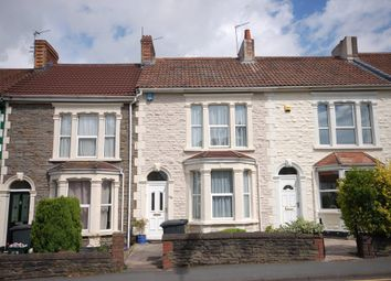 Thumbnail 2 bed terraced house for sale in Soundwell Road, Soundwell, Bristol
