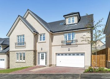 """Thumbnail 5 bed detached house for sale in """"The Rutherford"""" at Wilkieston Road, Ratho, Newbridge"""
