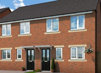 """Thumbnail 3 bedroom property for sale in """"The Hawthorn At Sheraton Park"""" at Main Road, Dinnington, Newcastle Upon Tyne"""