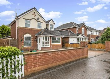 Thumbnail 4 bed detached house for sale in Newmoore Lane, Runcorn
