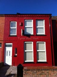 Thumbnail 4 bedroom shared accommodation to rent in Stanley Street, Fairfield, Liverpool