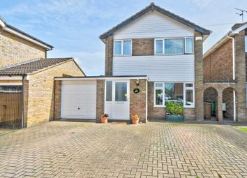 Thumbnail 3 bed detached house for sale in Cherry Tree Road, Chinnor