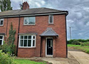 Thumbnail 3 bed semi-detached house to rent in Baldersby Park, Topcliffe, Thirsk