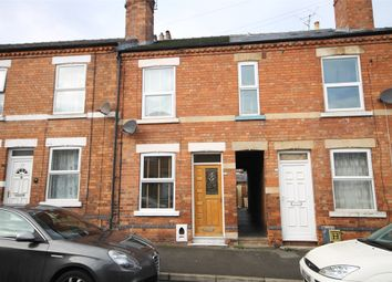 Thumbnail 2 bed terraced house for sale in Wood Street, Newark, Nottinghamshire.