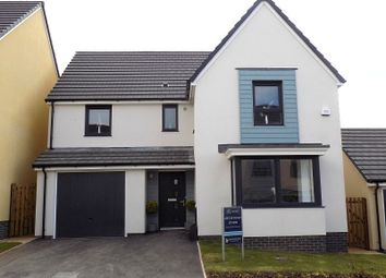 Thumbnail 4 bed detached house for sale in The Exeter, Ocean View Main Road, Ogmore-By-Sea, Bridgend.