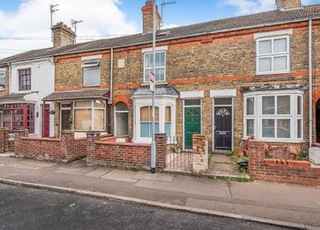 Thumbnail 2 bed terraced house for sale in Princes Road, Peterborough, Cambridgeshire