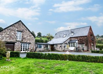 Thumbnail 5 bed detached house for sale in Llanelly Church, Gilwern, Abergavenny, Monmouthshire